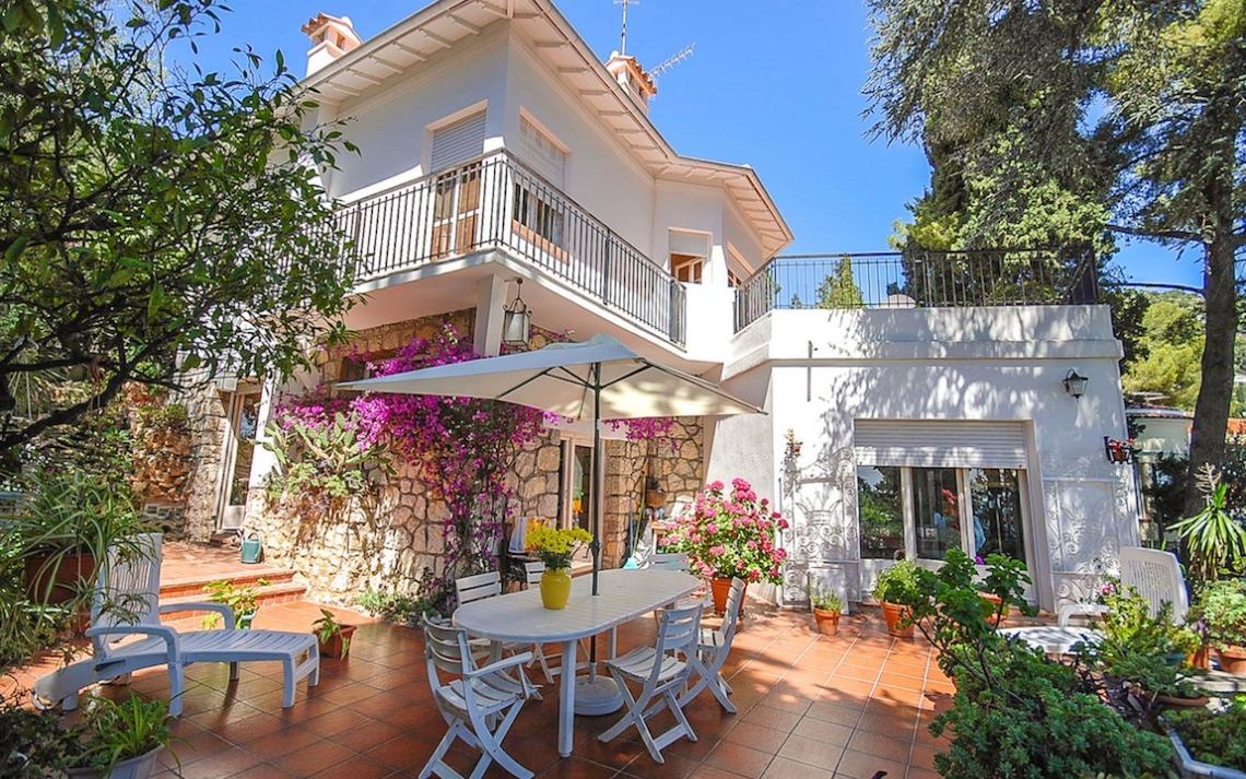 Belle propriété avec vue Roquebrune-Cap-Martin