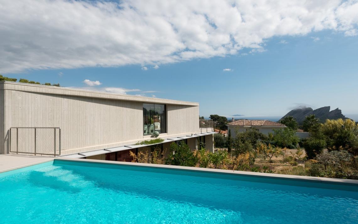 maison d'architecte à La Ciotat
