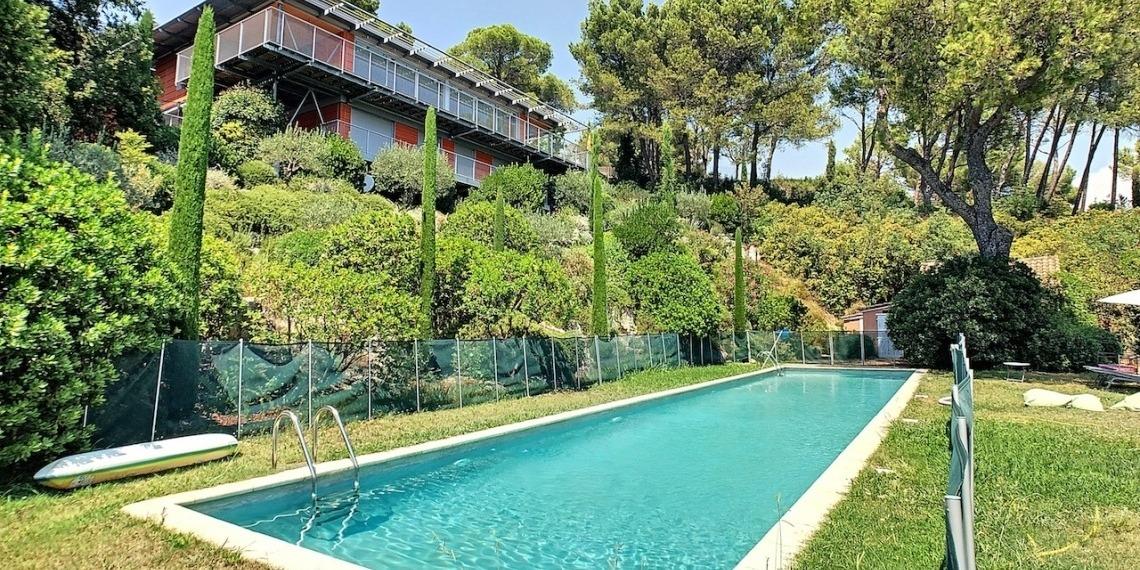 Villa Jean-Loup Patriarche : une vue panoramique sur Avignon